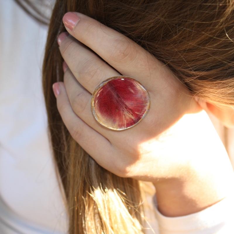 Fuschia Ring