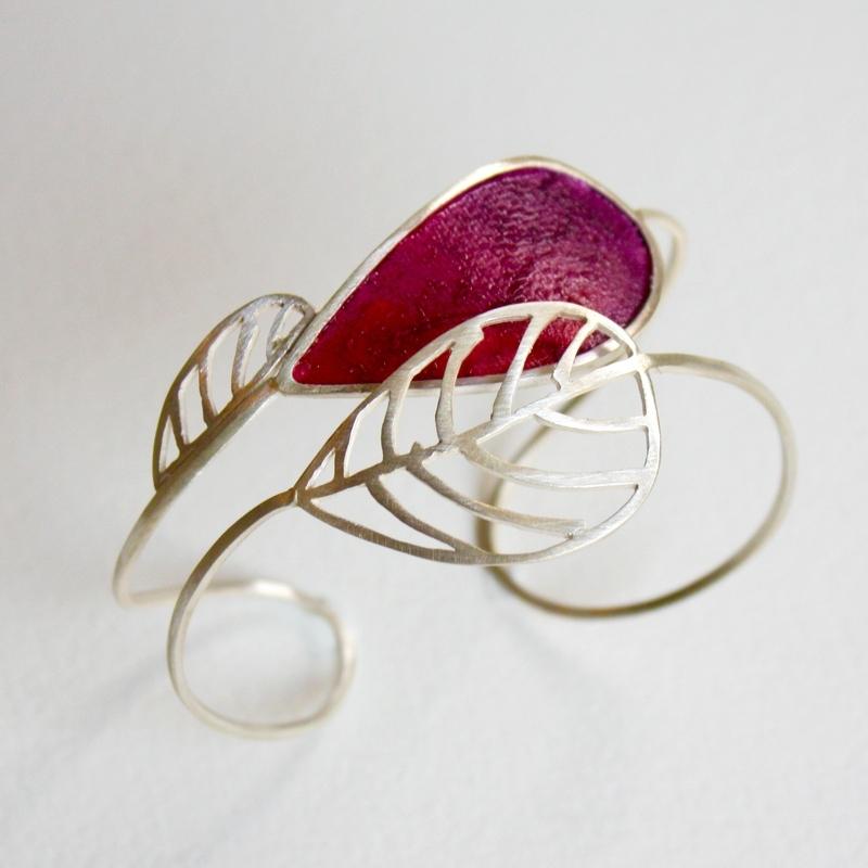 Mescal Purple Armband