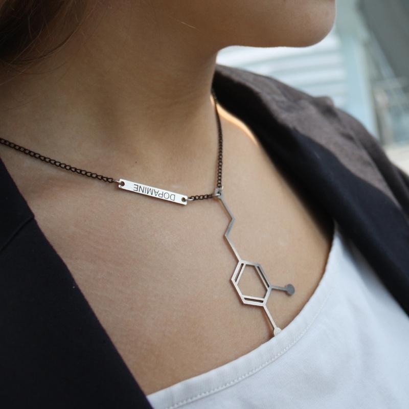 Dopamine Collier