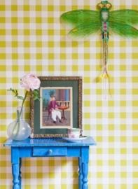 Room Seven Wallpaper Check 2000121 Ruitjes