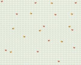 Esprit Kids 4 behang 30297-3 Bubble Birds