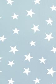 25853 stars sterren behang blauw wit