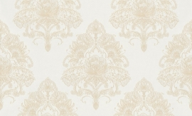 937441 La romantica beige creme wit behang