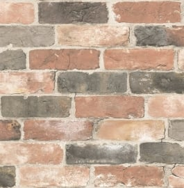 Dutch Reclaimed behang FD22320 Bricks