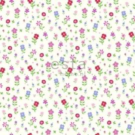 Esta Giggle 137319 bloemetjes behang