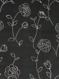 vlies bloemen behang noordwand 52041