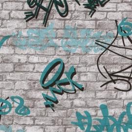 Behang Expresse Young Spirit graffiti behang 05601-30