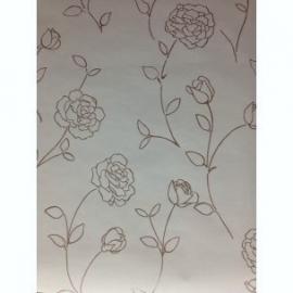 vlies bloemen behang noordwand 52040