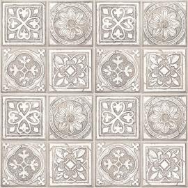 Keltische Tegels Behang L143-07