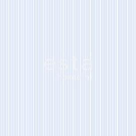 Esta Regatta Crew 136443 blauw wit streep behang