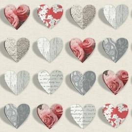Arthouse Options Olivia Heart behang 669702
