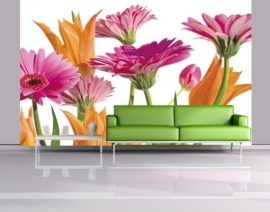 Mantiburi Fotobehang Melodic Flower 14