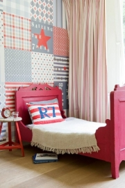 Room Seven Wallpaper Patchwork Boys 2000192