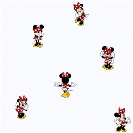Rasch Disney Deco minnie mouse behang 3002-1