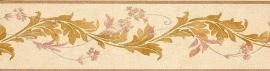 behangrand creme goud bladeren 482676