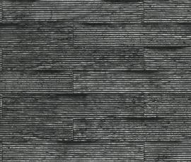 Rasch Aqua Deco - hout behang 837841