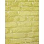 steen behang lime groen 6684-13