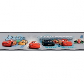 Rasch Disney Deco Cars behang  3505-3