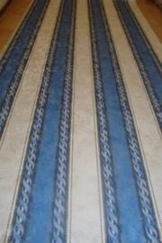 streepjes behang blauw creme engels collektie 99