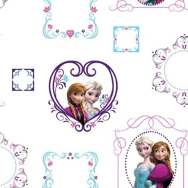 Kids@Home Disney Frozen Frames behang 70-539