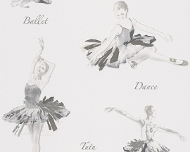AS Creation Boys and Girls Ballet behang 30528-3