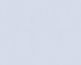 Baby blauw uni effe lichtblauw behang 305268