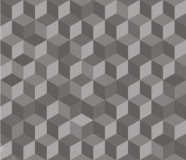Behang Expresse Platinum behang PL 2042 Blokjes .