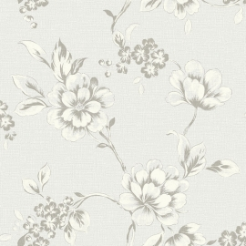 Behang Expresse Nordic - bloemen behang GT28801
