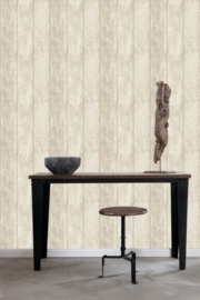 Esta Home Denim & Co. wooden planks beige 137747