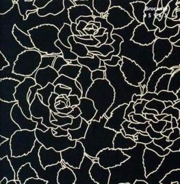 BN Brocante - bloemen behang 45963
