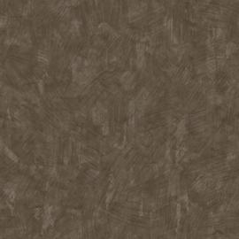 essentials behang uni bruin 227147