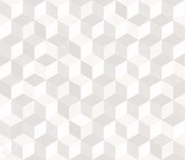 Behang Expresse Platinum behang PL 2041 Blokjes .