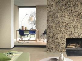 Rasch Black Forest - natuursteen behang 514612
