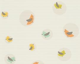 Esprit Kids 4 behang 30298-1 Bubble Birds