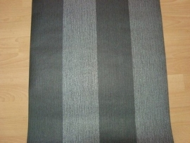 streepjes behang zwart zolver 81