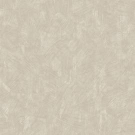 essentials behang uni bruin 227140