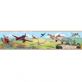 Rasch Disney Deco planes behang vliegtuig 3504-1