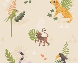 Esprit Kids 4 behang 30303-2 Jungle Party