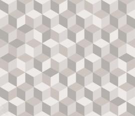 Behang Expresse Platinum behang PL 2040 Blokjes .