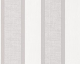 2843-10 creme roze streepjes behang