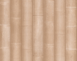 AS Creation New England 2 - bamboe behang 96184-2