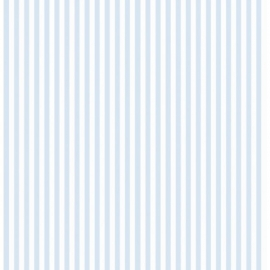 Rasch Disney Deco 3009-1 Blauw strepen