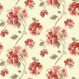 bloemen vlies behang floraal Engelse stijl pob-006-01-2 grandeco