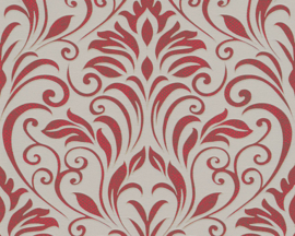 AS Creation Moments rood barok behang 32834-5