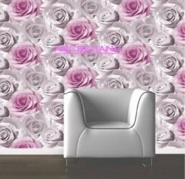 roos rozen behang xx96