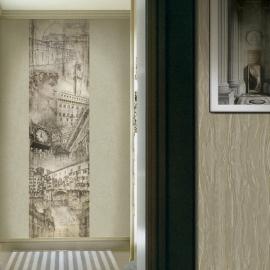 kunst steden behang ROBERTO CAVALLI RC 12065