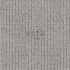 Esta Home Denim & Co. knitting grey 137721