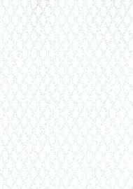dollhouse 68832 blauw beige ruitjes stijlvol behang