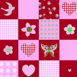 PS Playground 05626-20 Patchwork behang