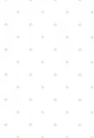 dollhouse 68854 paars groen beige stijlvol bloem behang